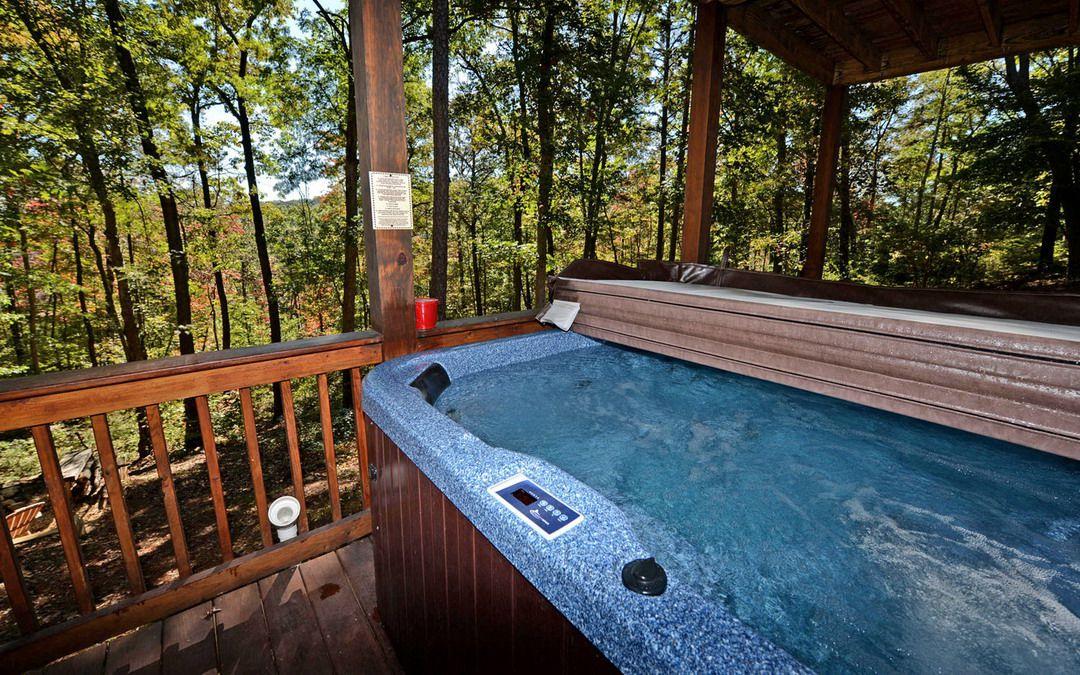 100 Acre Woods Cabin Rental. Luxury Cabin Rentals in Blue Ridge North Georgia