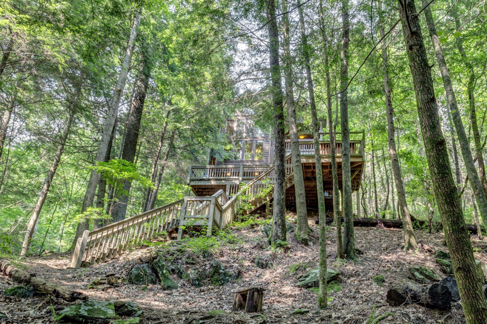 Twin Falls Cabin Rental